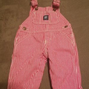 Overalls! Toddler